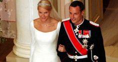 The Royal Order of Sartorial Splendor: Readers' Top 10 Wedding Gowns: #4. Crown Princess Mette-Marit of Norway