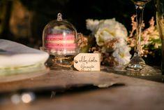 Wedding gift macaron