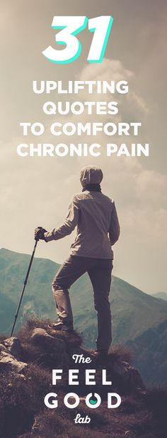 Feeling down because of chronic pain? The best quotes to help comfort you when in pain. Health And Wellness Quotes, Mental Health Quotes, Health Tips, Uplifting Quotes, Inspirational Quotes, Powerful Quotes, Motivational Quotes, Empowering Quotes, Positive Quotes