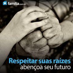 Familia.com.br | #Ensinando seu #filho a #respeitar os mais #velhos. #parentalidade #ensinandovalores