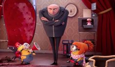 Another funny scene from Despicable Me 2
