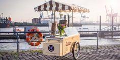 Eisladen Hamburg » Eiswagen                                                                                                                                                      Mehr
