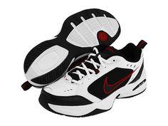 new styles 0b34e e75a3 Nike air monarch iv white metallic silver midnight navy