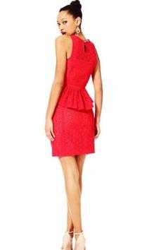 Season 2 Finale Star Fashion, Season 2, Peplum Dress, Stars, Dresses, Vestidos, Peplum Dresses, Dress, Day Dresses