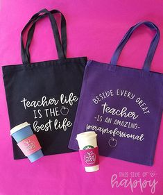 Hey, I found this really awesome Etsy listing at https://www.etsy.com/listing/609279665/teacher-life-is-the-best-life-amazing