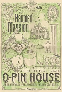 40th Anniversary of the Haunted Mansion