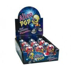 Alien Pop 15g - 12 Units