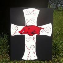 hogs cross