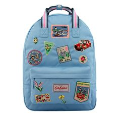 Small Backpack With Patches | View All | CathKidston