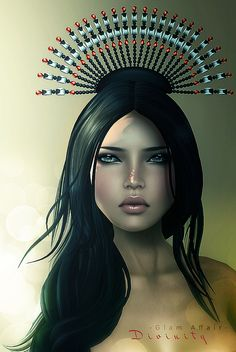 Glam Affair - Divinity by Amberly Boccaccio, via Flickr
