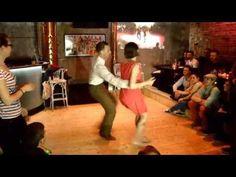 Dax Hock & Pamela Gaizutyte - Lindy Hop Bulgaria - Sofia 2014 - YouTube