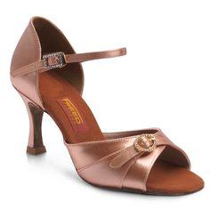 Freed of London Leona Latin Dance Shoes| Dancesport Fashion @ DanceShopper.com