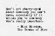 Rick Riordan # is said Bes I gues