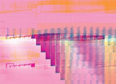 """Daniel Temkin Work from Glitchometry. """"Daniel Temkin makes still and interactive pieces stemming from different forms of miscommunication, often built as Microsoft Paint, Camera Techniques, Taste The Rainbow, How To Make Paint, Glitch Art, Hand Coloring, My Favorite Color, Modern Art, Art Pieces"""