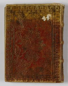 #manuscript #leather #leathercraft #bookcover #decoration #book #hebrewmanuscript #18thcentury