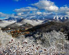 Gatlinburg Winter-