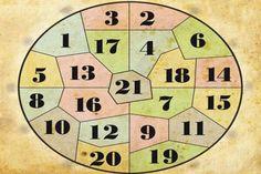 Magični krug Nostradamusa - Postavi pitanje i saznaj odgovor Cool Numbers, Word Wall Headers, Magic Squares, Lottery Numbers, Bless The Lord, Practical Magic, My Emotions, Useful Life Hacks, Zodiac Signs