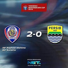 Selamat kepada Arema Cronus FC sebagai Juara 1 #TorabikaBhayangkaraCup 2016.