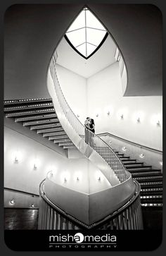 Chicago Engagement Session at the Museum of Contemporary Arts #weddings #engagements #mishamedia