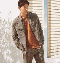 Jong Hyuk, Kim Bok Joo, Busan South Korea, H M Man, Nam Joohyuk, Hyun Bin, Actor Model, Chanyeol, Bomber Jacket
