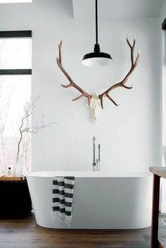 40 The Best Scandinavian Bathroom Design Ideas - Popy Home Bad Inspiration, Bathroom Inspiration, Interior Inspiration, Bathroom Ideas, Bathroom Designs, Bathroom Organization, 1920s Bathroom, Boho Bathroom, Bathroom Storage