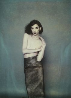 Polaroid 669 series    photography Valentina Vallone    styling Irene Pazzanese    Model Giordana Vasquez    Mua Sabina Pinsone