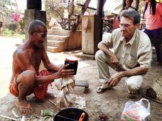 Saving the last of Cambodia's tree bleeders