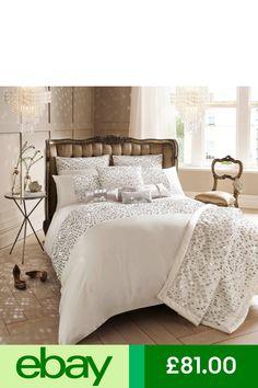 Kylieminogue Silver Leopard Bedding Womainbiz Bizidone Peopleinbiz From Only 15 Www Thecurtainbar Kylie Minogue At Home Pinterest