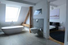 Attic Home | Berlin, Germany |  by Studio Swen Burgheim, Berlin, Germany | 2014