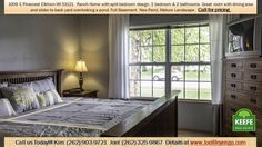 http://ift.tt/2d1PXc5 Top Keefe Abby Villa Real Estate Agents Kim & Joel Reyenga present 1109 E Pinecrest Great location in the Pines subdivision. Backs up to pond and walking distance to White River State Trail. Split Bedroom design with Master Bedroom suite with whirlpool tub and walk in shower. 2 Bedrooms and full bath separated by great room living. Big private back yard facing south with a pond.  New paint - Move in ready.  Great room with 9 foot vaulted ceilings  living room  dining…