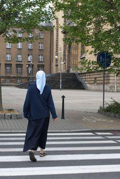 Paulina Kozak fotografia: Zakonnica, zebra i katedra