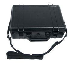 MFH Kunststoff Box, wasserdicht, 39x29x12 cm, schwarz / mehr Infos auf: www.Guntia-Militaria-Shop.de