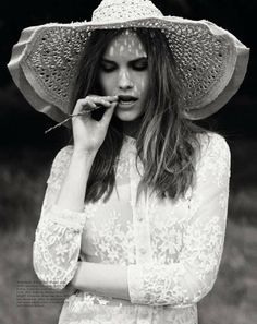 Lovely white lace shirt