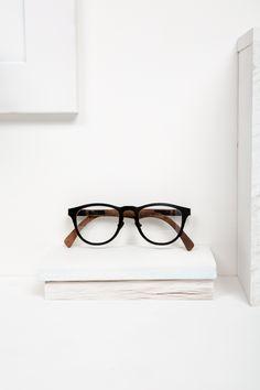 f7d1c475ac Shwood Eyewear  Shwood Francis RX - Titanium Rx Eyeglasses - Prescription  Glasses
