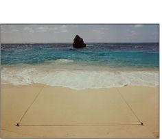 """John Pfahl - """"Triangle"""" from Altered Landscapes, Bermuda Contemporary Photography, Giza, Stonehenge, Staging, Body Art, Photographers, Triangle, Landscapes, Flaws"""
