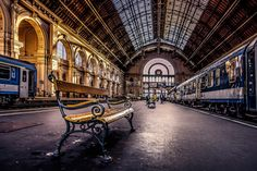 Hungary Budapest Keleti Palyaudvar- Most Beautiful Cities, Beautiful World, Capital Of Hungary, Budapest City, Heart Of Europe, By Train, Filming Locations, Travel Pictures, Cool Photos