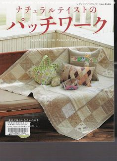 Patchwork with Natural Fabrics - K Kengs - Picasa Albums Web