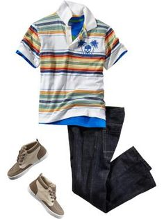 Boys Clothes: Complete Looks Outfits We Love | Old Navy