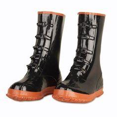 Enguard 5 Buckle Boots Size 12, Men's, Black