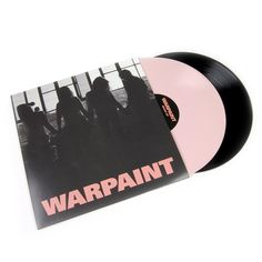 Warpaint: Heads Up (Indie Exclusive Colored Vinyl) Vinyl LP – TurntableLab.com