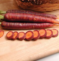Purple Haze Carrots. Purple skin with sweet flavor. Requires well-drained soils with PH range of 6-6.8. Deep, loose and fertile sandy loams and peat soils with good moisture-holding capacity.