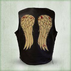 Daryl Dixon Replica Leather Vest ($259)