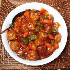 Sweet and Sour Pork Meatballs Meatballs with a sweet and sour sauce over fluffy white rice are a trip down memory lane. Sweet and Sour Pork Meatballs By Sue Lau Pork Mince, Pork Recipes, Asian Recipes, Cooking Recipes, Sweet And Sour Meatballs, Pork Meatballs, Sunday Suppers, Chicken Stir Fry, Entrees