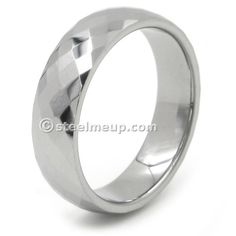 Large collection of high quality stainless steel men jewelry. Tungsten Carbide Rings, Wide Band Rings, Wedding Bands, Rings For Men, Polish, Engagement Rings, Steel, Bracelets, Fit