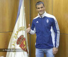 Sebastian Saja Real Zaragoza 2016/17 21ª incorporación (jugador nº 727)-Arquero de Futbol