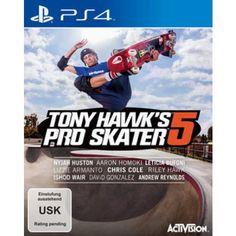 Tony Hawk's Pro Skater 5  PS4 in Sportspiele, Spiele und Games in Online Shop http://Spiel.Zone