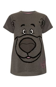 Grey Jungle Book T-Shirt
