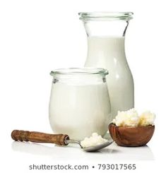#kefir Beneficios Do Kefir, Caucasus Mountains, Lactobacillus Acidophilus, Glass Of Milk, Yogurt, Flora, Protein, Drinks, Adobe