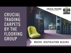 Inspirational floor coverings made from natural materials - you can't go wrong with Crucial Trading.  The complete range of Crucial Trading colours and finishes can be found in our showrooms in Islington, Hampstead, Kensington, Knightsbridge and Fulham #carpets #rugs #naturalflooring #woolcarpets #sisalcarpets #coircarpets #jutecarpets #seagrasscarpets #crcialtrading