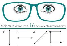 rHedBuscando: Agudizar la vision con 16 ejercicios oculares